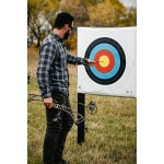 RangeDog Archery Target With Outdoor Stand