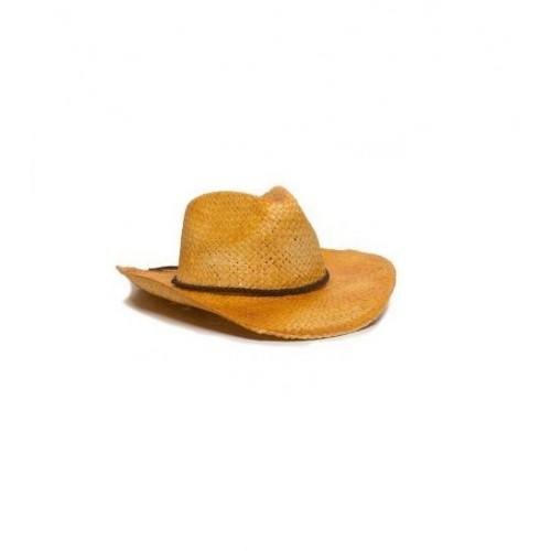 Outdoor Cap Straw Cowboy Hat