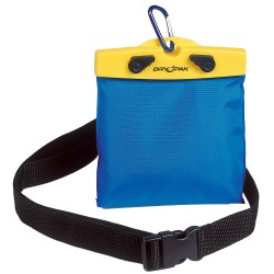 "Dry Pak Belt Pak - 6"" x 5"" x 3/4"" - Blue"
