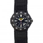 Protector Watch - Tritium, Black Face, Nylon Strap, T-Usa