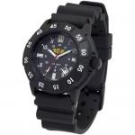 Protector Watch - Tritium, Black Face, Rubber/Nylon Strap