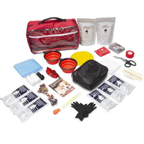Small Dog Basic Emergency Survival Kit