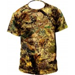 Standing Pine Outdoor Collection T-shirt, Day-Pine pattern