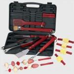 Chefmaster 19pc Barbeque Tool Set
