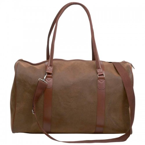 """Embassy Travel Gear 21"""" Faux Leather Tote Bag"""