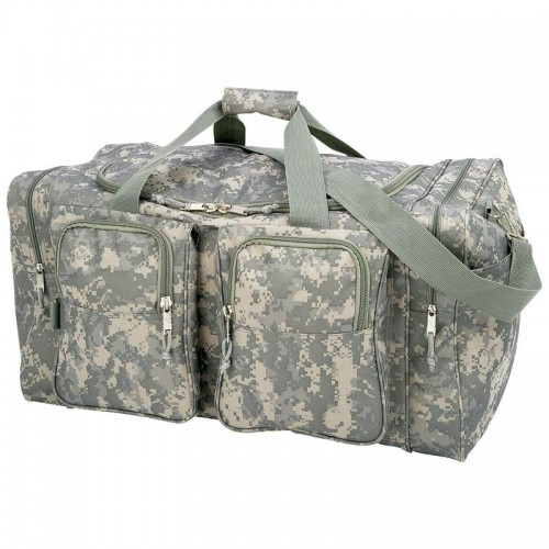 "Extreme Pak Digital Camo 25-1/2"" Water-Repellent, Heavy-Duty Tote Bag"