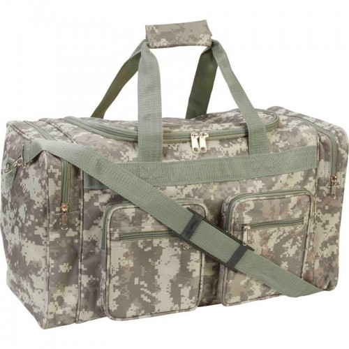 "Extreme Pak Digital Camo Water-Resistant 21"" Tote Bag"