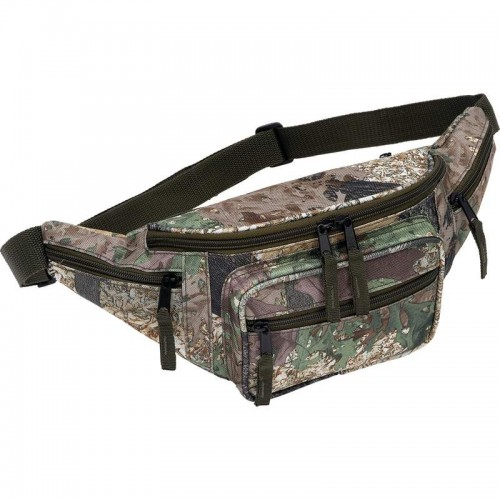Extreme Pak Tree Camo Water-Resistant Waist Bag