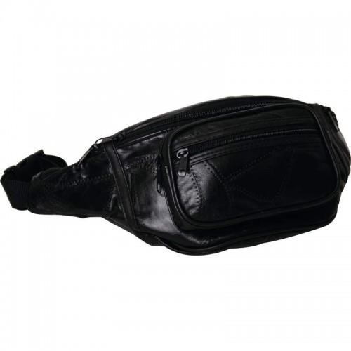 Genuine Lambskin Leather Belt Bag