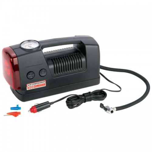 Maxam 3-in-1 300psi Air Compressor and Flashlight