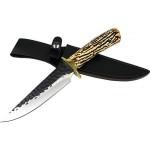 "The Maxam 11-3/4"" Fixed Blade Hunting Knife"