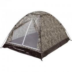 "The Maxam Digital Camo 2-4 Person Tent (Measures 82-5/8"" x 82-5/8"" x 51"")"