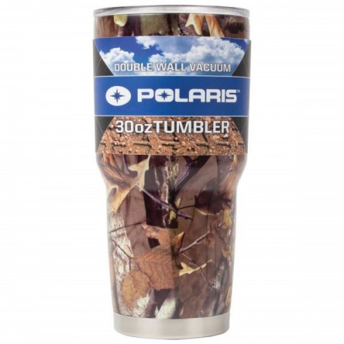 Polaris 30oz Tumbler W/Camo